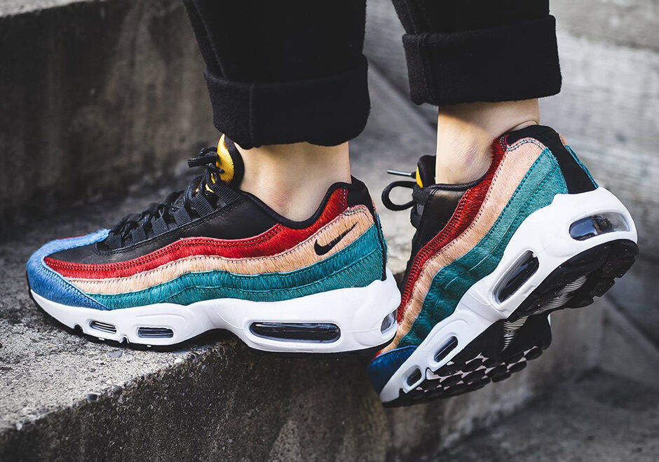 Now Available: Nike WMNS Air Max 95 Pony •