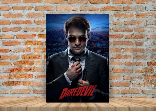 A3 A4 Sizes Daredevil TV Show Poster or Canvas Art Print