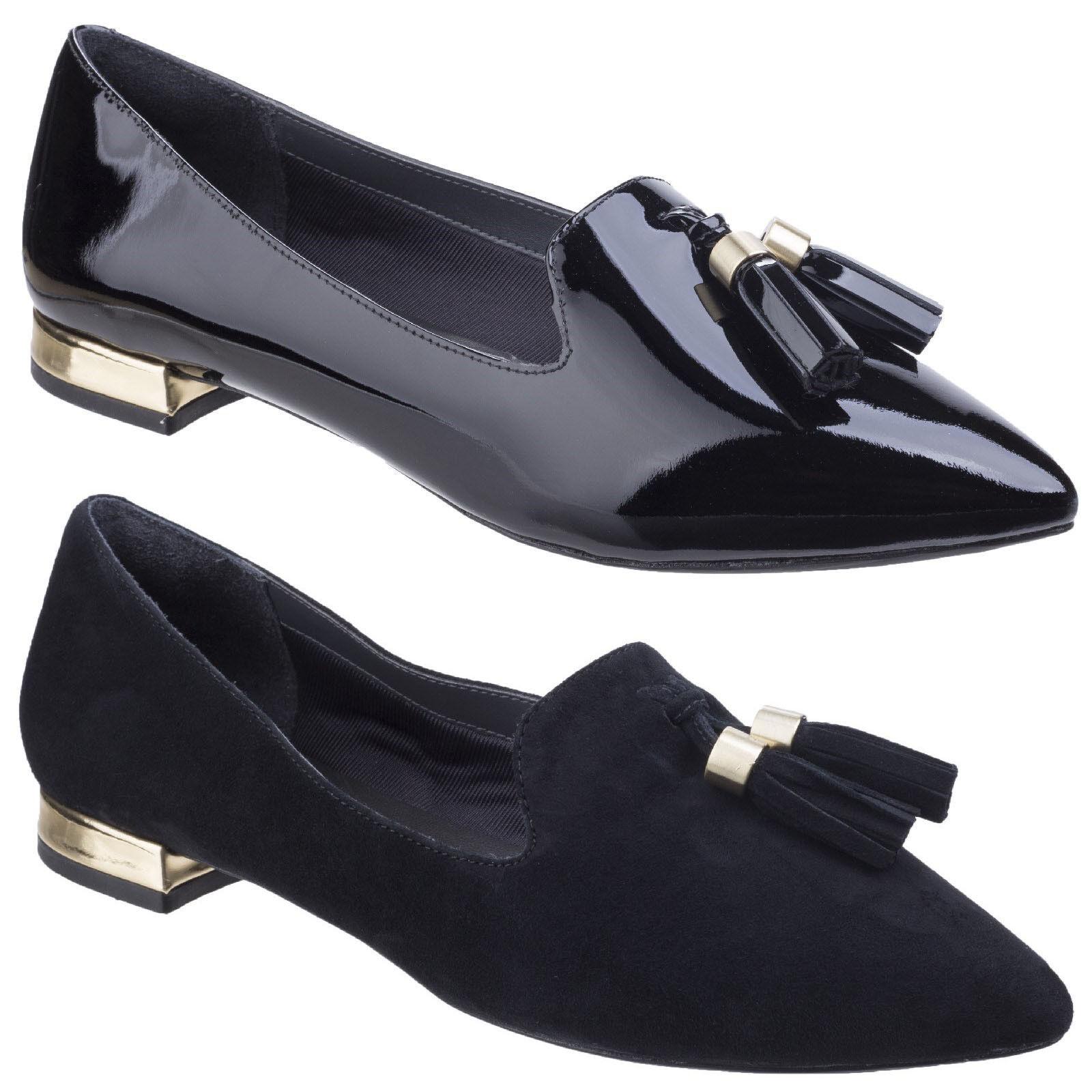 Rockport Total Total Total Motion Zuly mocasín de cuero señoras Casual Mujer Zapatos sin Taco  compras de moda online