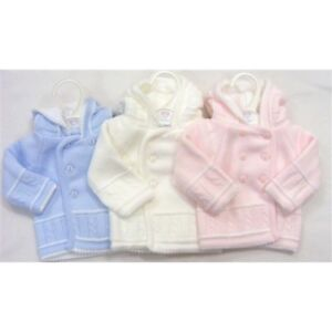 51c666d236bc Dandelion Baby Boys Girls Traditional Spanish Style Knitted Pram ...