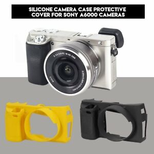 Stylish-Soft-Silicone-Camera-Case-Protetive-Cover-Bag-for-Sony-A6000-Camera