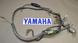 Details about YAMAHA WARRIOR YFM350 YFM 350 MOTO 4 COMPLETE WIRE WIRING on
