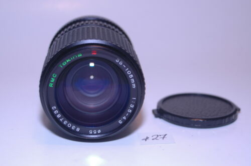 TOKINA 35-105MM F3.5-4.3 RMC LENS FOR MINOLTA