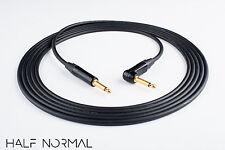 "Mogami 2524 Instrument CableNeutrik Gold 90° to 90° 1//4/""30ft.9.1 m"