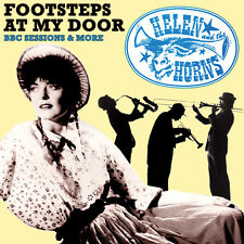 HELEN & THE HORNS 'Footsteps At My Door - BBC sessions  & More  CD * BRAND NEW*