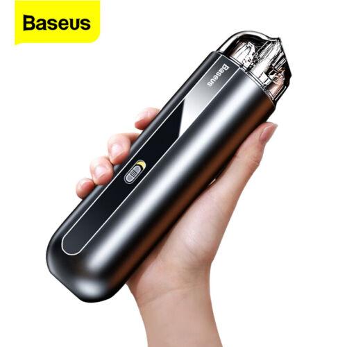 Vacuum Baseus Handheld Car Kit Vaccum Cordless 5000Pa Office Cleaner Desktop New