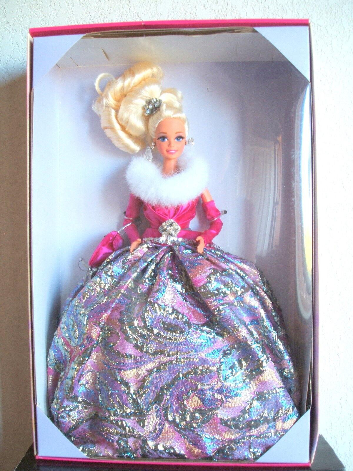 Poupée Barbie collection 1995 BtuttiROOM  BEAUTIES estrellaLIGHT WALTZ 14070 LIMITED  il più alla moda