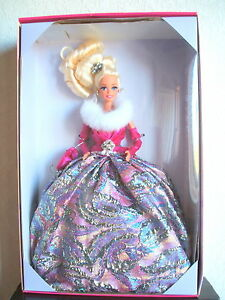 Poupee Barbie collection 1995 BALLROOM BEAUTIES STARLIGHT WALTZ 14070 LIMITED
