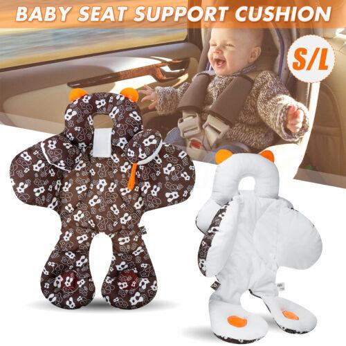 Newborn Baby Pillow Sleep Cushion Body Baby Stroller Support Car Seat Head