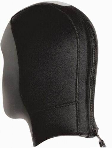 BARE 7 mm TECH DRY-HOOD with Zip Neopren-Kopfhaube mit Reißverschluss