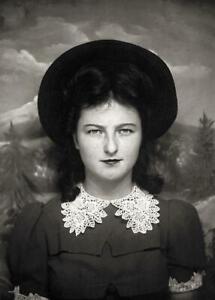 Vintage-Photo-Young-Woman-1930s-Studio-Portrait-Photo-Print-5x7