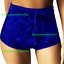 Sexy-Women-Summer-Pants-Stylish-High-Waist-Shorts-Short-Belt-Beach-Trousers thumbnail 4