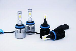 LED-Headlight-High-Beam-Fog-Light-Kit-for-Toyota-Hilux-N80-SR5-Rugged-X-Rogue