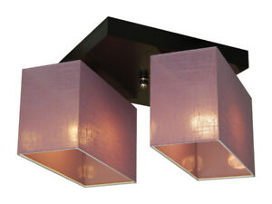 Lampada da soffitto luce jls lid soggiorno cucina illuminazione