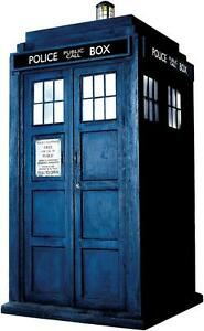 good looking doctor who tardis door decal. Image is loading Dr WHO TARDIS Phone Booth Decal WALL STICKER  Home Decor Art Police