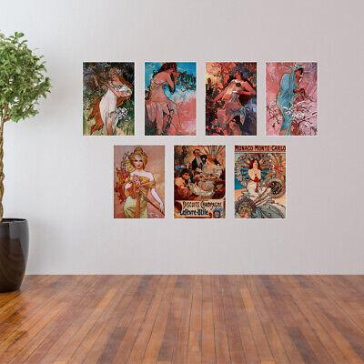 India Mandala Posters Bohemian Poster Retro Prints A3 Size Wall Decor
