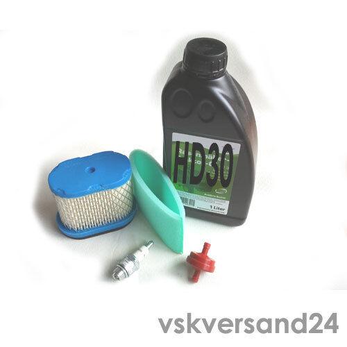 Kit de mantenimiento para Briggs /& Stratton INTEK pro 5,5-6,5 HP mo.121607 121602 121612