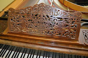 100% De Qualité Karl Kutschera Ailes Quart De Queue Salon Ailes Piano Grand Piano Piano Forte-afficher Le Titre D'origine