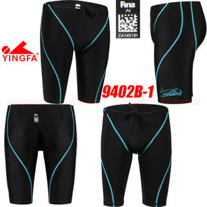 NWT YINGFA 9202-1 PROFESSIONAL COMPETITION RACING TRAINING BRIEF S BOYS 10-12 26