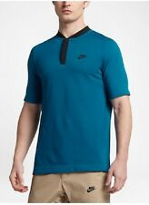 91423f79 Nike Mens Bonded Polo Shirt 846871 Medium M for sale online | eBay