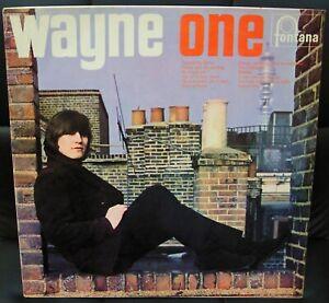 WAYNE-FONTANA-WAYNE-ONE-LP-1966-FONTANA-TL5351-ORIGINAL-UK-ISSUE