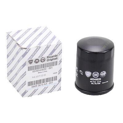 + VAN Fiat Seicento 1,1 Original Ölfilter Filterkatusche Filter Öl 46544820