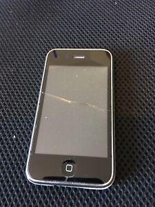 Apple iPhone 1st generation - 16 Go-Noir (Débloqué) A1203 (GSM)