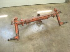 1963 Case 831 Tractor Wide Front End Axle Assembly 830