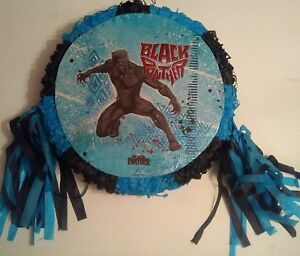 Black-Panther-Pinata-Birthday-Party-Game-Party-Decoration-FREE-SHIPPING