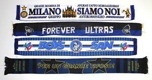 allacciarsi dentro prezzo più economico vende Inter Scarf Boys San Scarves Ultras Vintage Football Sciarpa Milano ...