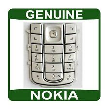 New GENUINE Nokia Mobile KEYPAD 6230 6230i original cell phone buttons keyboard