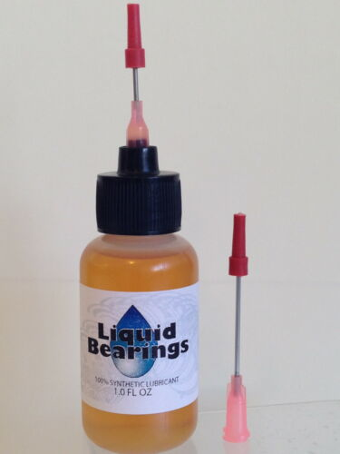 Liquid Bearings, BEST 100%synthetic oil for Nscale Kadee, PLEASE READ!