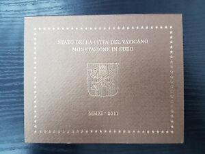 Vatican-Coffret-Officiel-BU-8-pieces-2-a-1ct-2011