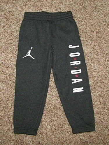 Nike Air Jordan Boys Toddler Sweat Pants Long Sleeve Shirt 2T 3T 4T