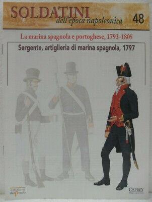 """Acquista A Buon Mercato Soldatini Napoleonici In Piombo """"sergente, Artiglieria Di Marina Spagnola, 1797"""" Vincere Elogi Calorosi Dai Clienti"""