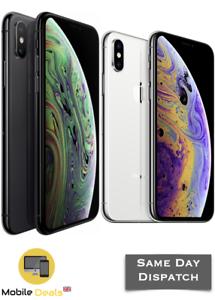065b95b4f93 Apple iPhone XS 64GB & 256GB Unlocked SIM Free Smartphone Various ...