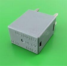 Daewoo Suzuki (1990- 2010) Multi-Purpose Grey Relay DECO 96190187 4-Pin Korea