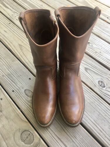 Red Wing Boots 10.5C