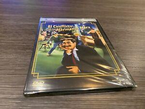 Il-Conflitto-De-Los-Fratelli-Marx-DVD-Sealed-Sigillato-Nuovo