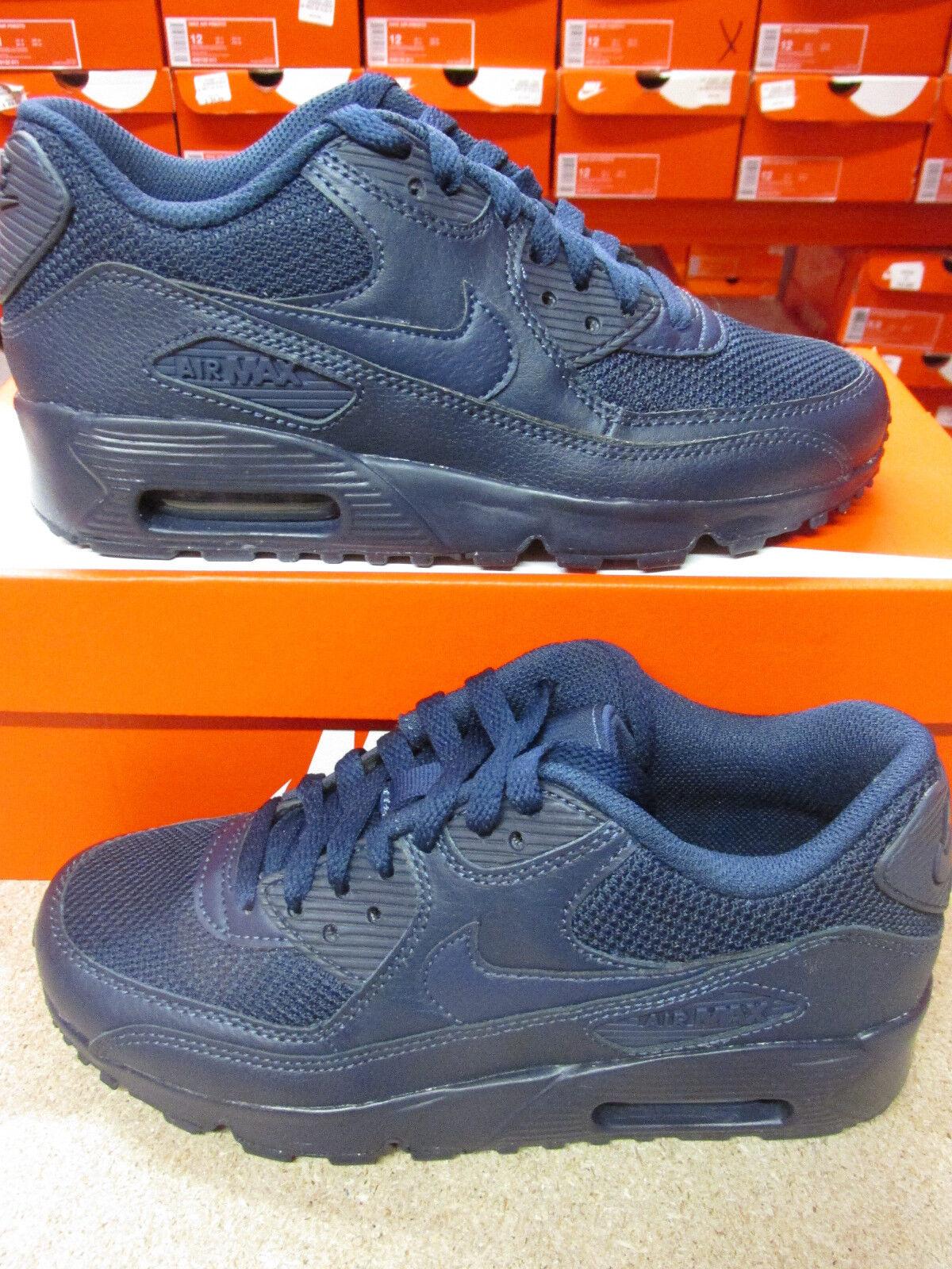 Nike Air Max 90 Mesh (GS) 833418 401 Sneakers Shoes