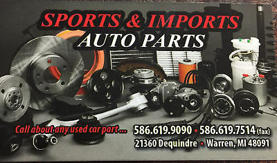 Sports and Imports Auto Parts