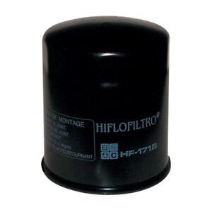 1999 Up Black Oil Filter for Harley-Davidson Twin Cam Engine Models