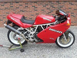1991 Ducati Supersport
