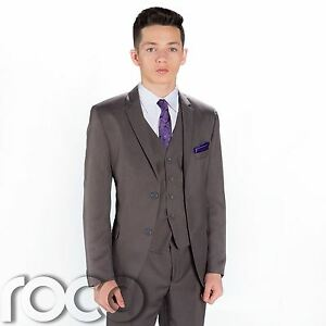 Boys-Wedding-Suit-In-Grey-Page-Boy-Suits-Prom-Suits