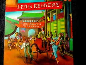 VINYL LP LEON REDBONE  FROM BRANCH TO BRANCH GREAT CONDITION
