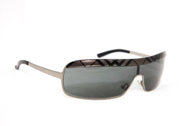 4aeccce771c8 Burberry Rimmed Sunglasses in Gray / Silver by Safilo Italy 115 B ...