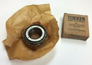 "Timken L217849 /& L217813 Tapered Roller Bearing Race Cup Cone Set 5/"" OD 3.5/"" ID"