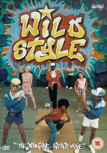 Wild-Style-DVD-Lee-George-Quinones-Lady-Pink-Charlie-Ahearn-UK-Release-New-R2