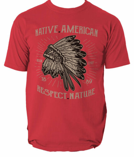 Native American 1 t shirt indian spirit ghost S-3XL