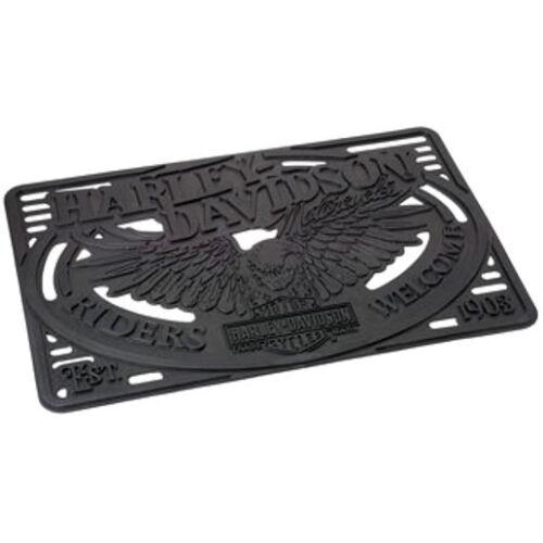 "Rick/'s Harley-Davidson Doormat /"" Eagle /"" Doormat 76 cm x 45 cm Hdl-10072"